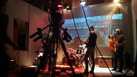No clear mind – Babel Live Filming