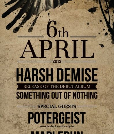 HarshDemise live@SixDogs