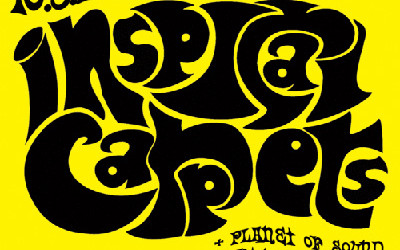 Inspiral Carpets live@Fuzz