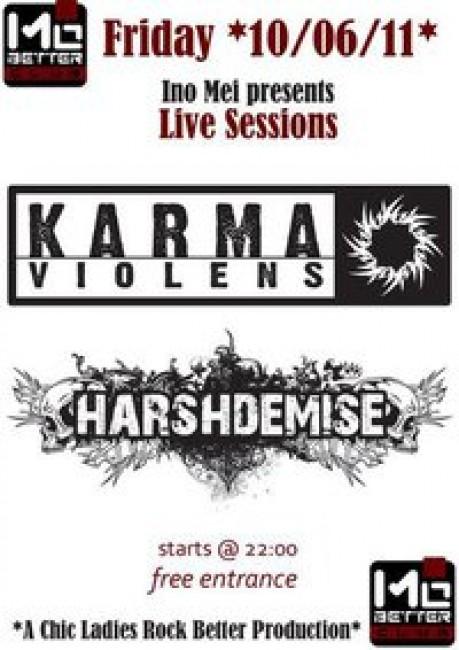 Karma Violens live@MoBetter