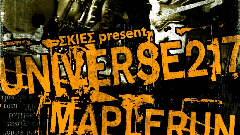 Maplerun live@Skies, Rethimno