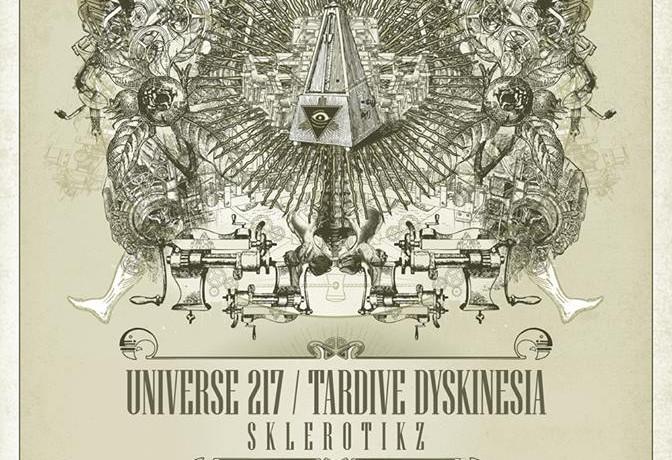 Universe 217 live@Kyttaro