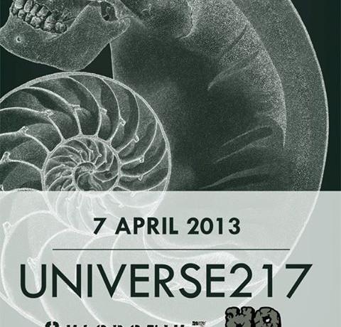 Universe217 live@8ball, thessaloniki