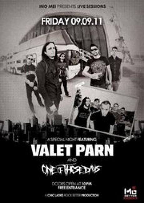 Valet Parn live@MoBetter