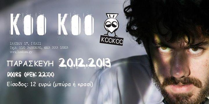 Theodore live@KooKoo Club