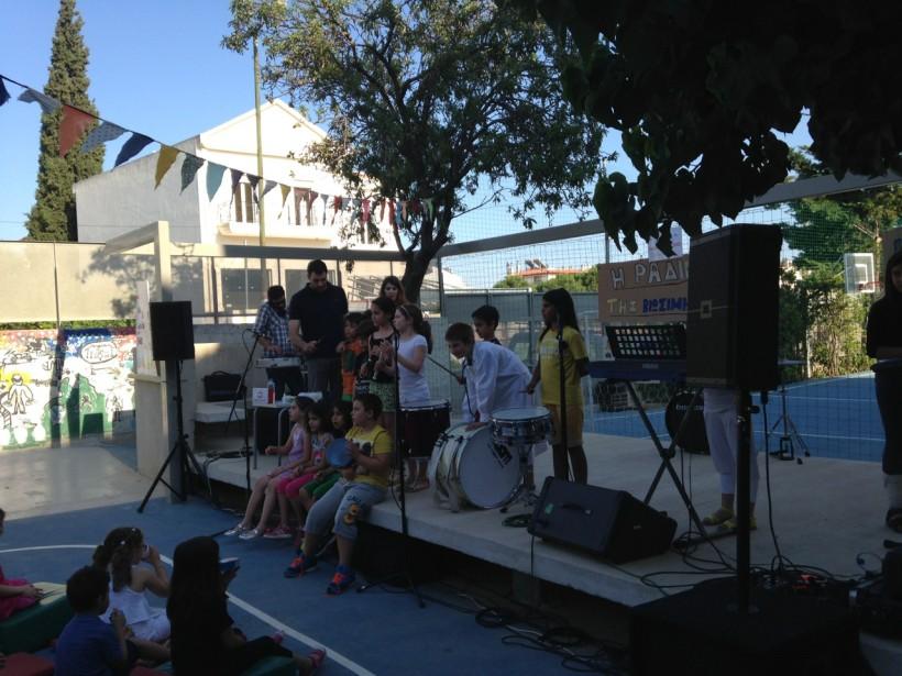 live @ Festival Aeiforias