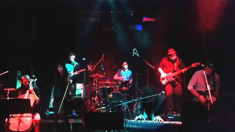 Theodore live@Miscela Rock Festival
