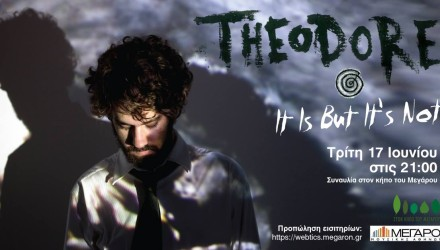 Theodore live @ Athens Concert Hall