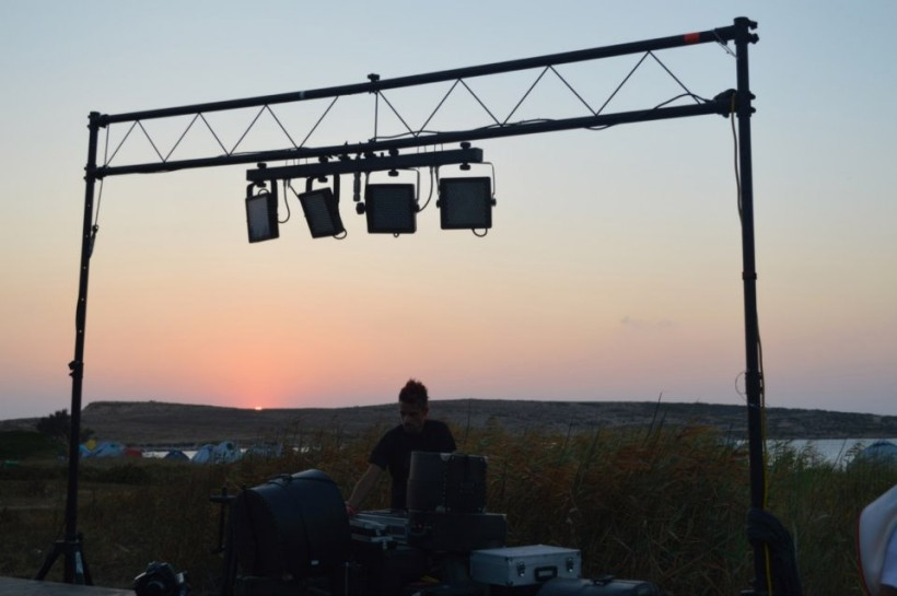 UP Festival @ Koufonisia