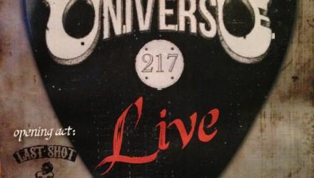 Universe217 live@Polyxoros Agora,Ioannina