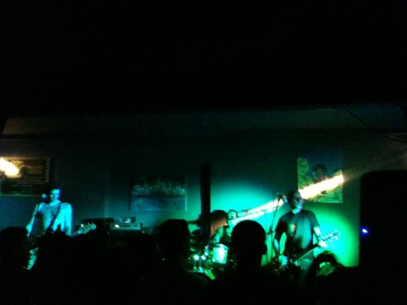 """Rockin"""" Bones live @ Mad+Closer, Athens"""