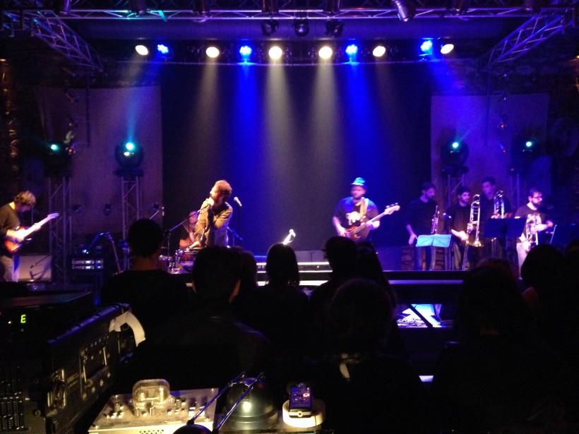 Theodore live @ LabArt, Volos