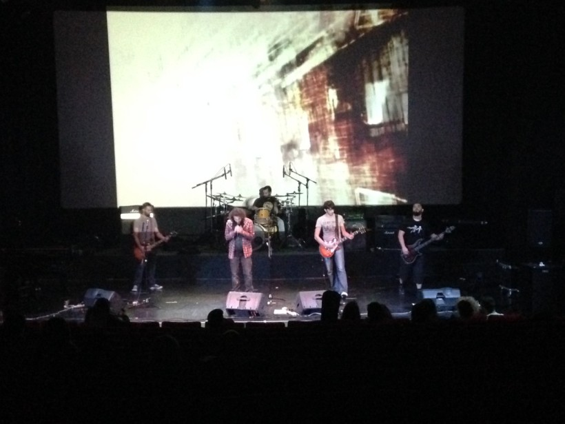 Pulse-R live @ Trianon Cinema, Athens