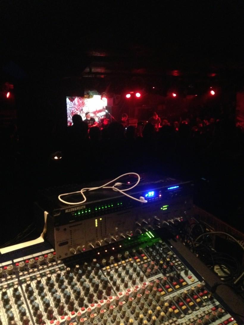 Allochiria live @ An Club, Athens