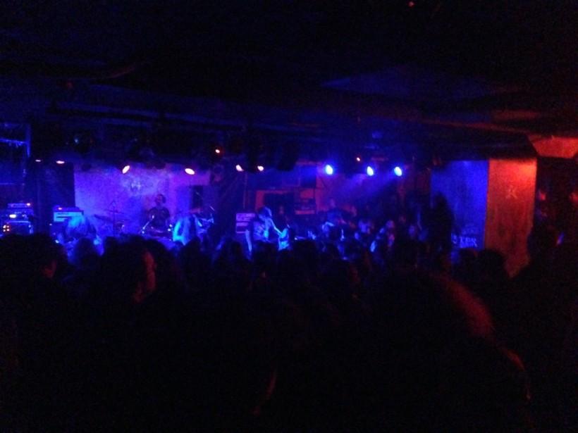 Universe 217 live @ An Club, Athens