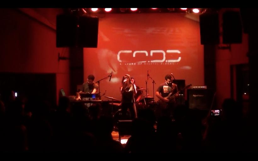C.O.D.E live @ 6Dogs