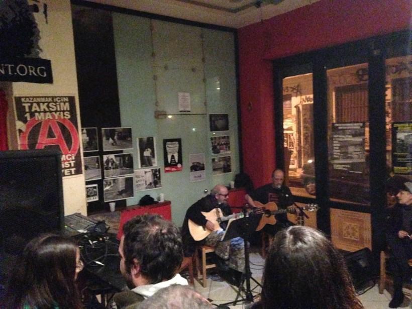 Dimitris Poulikakos live @ Κ*ΒΟΞ