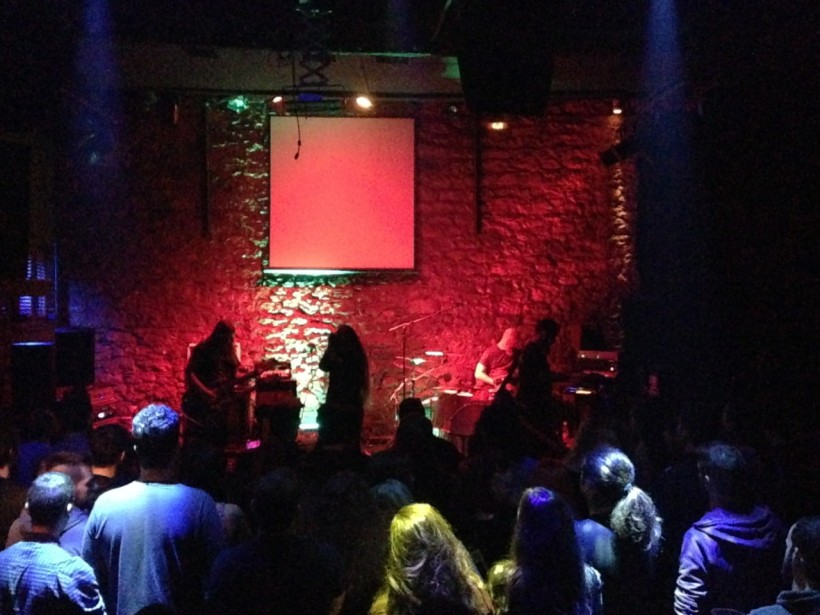 Universe217 live @ Metropolis, Patra