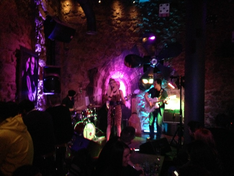 Vanila Swing live @ 45 Moires