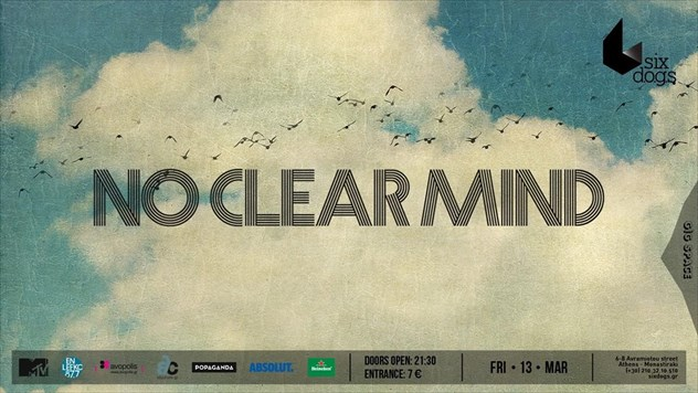 No Clear Mind live @ 6dogs