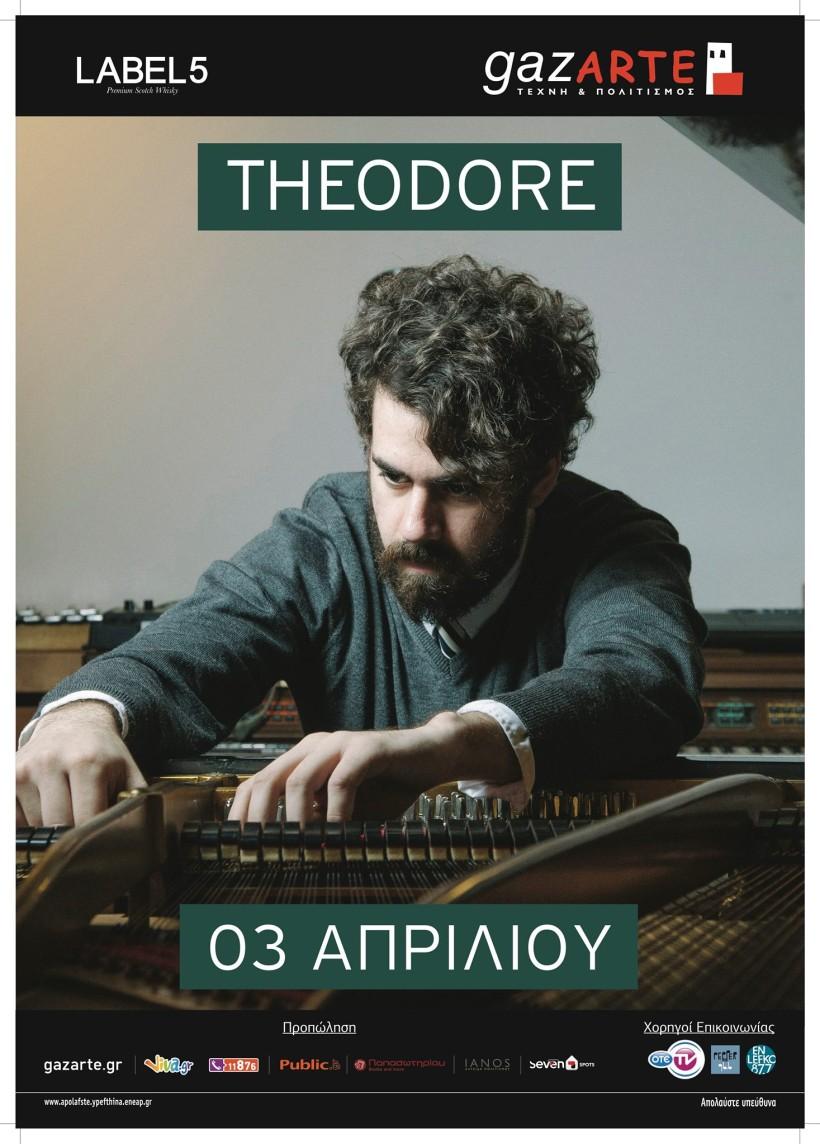 Theodore live @ Gazarte