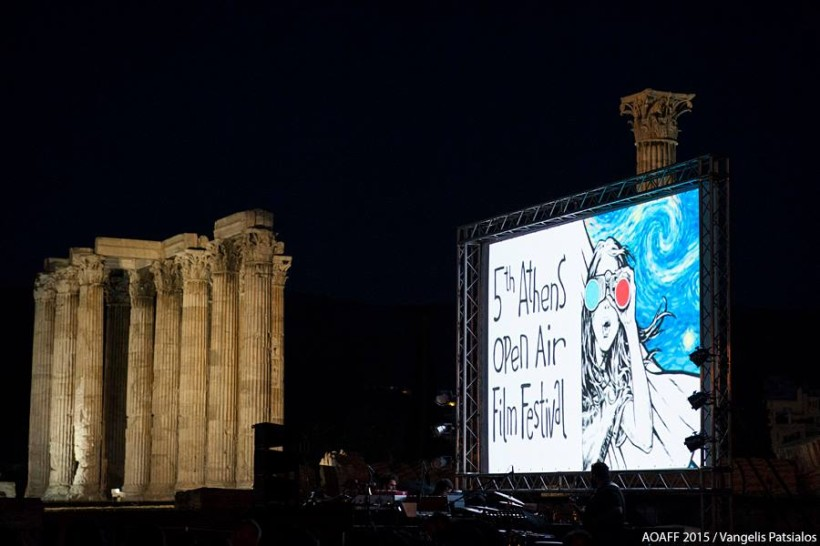 Theodore live @ Temple of Olympian Zeus