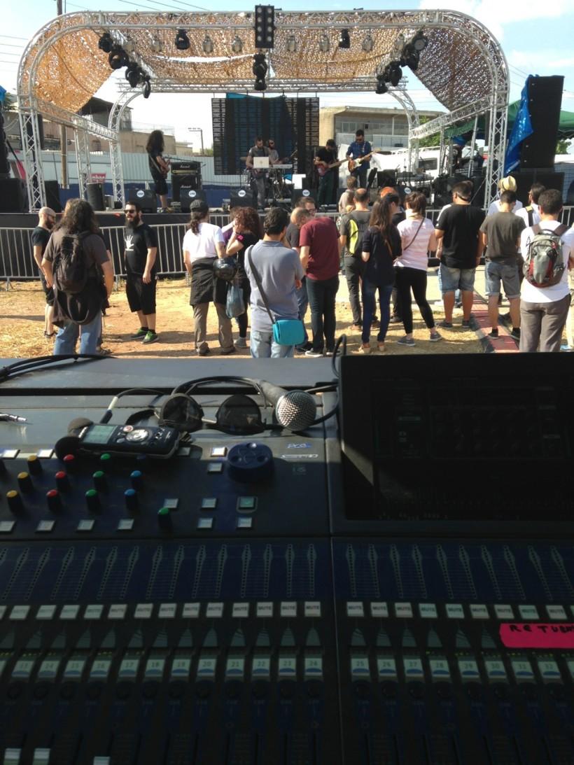 Afformance live @ Plissken Festival