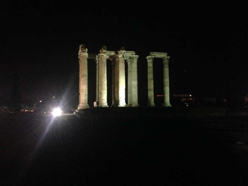 Theodore live @ Temple of Olympian Zeus