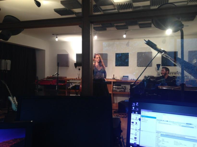 Cigarette noir live recording