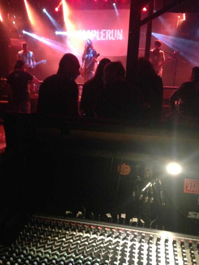 Maplerun live @ 8Ball, Thessaloniki