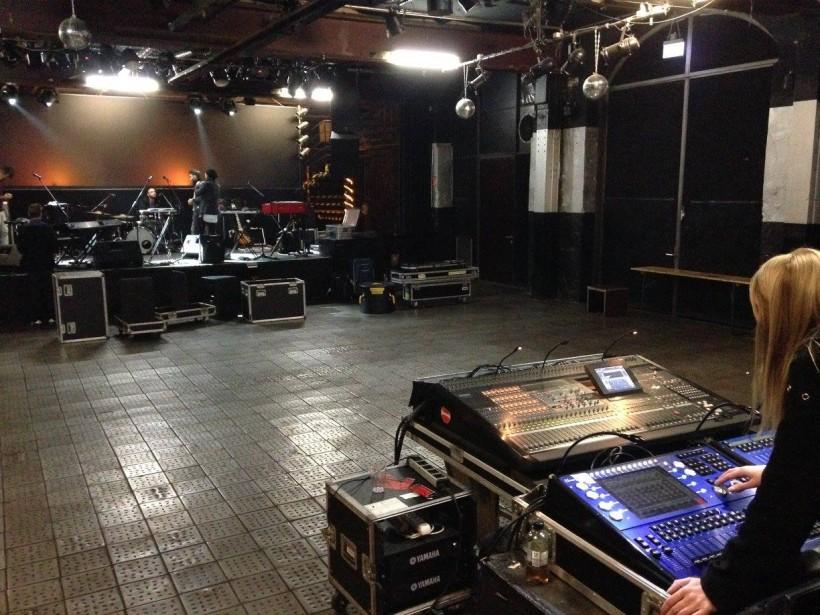 Theodore live @ PBHF Club, Berlin