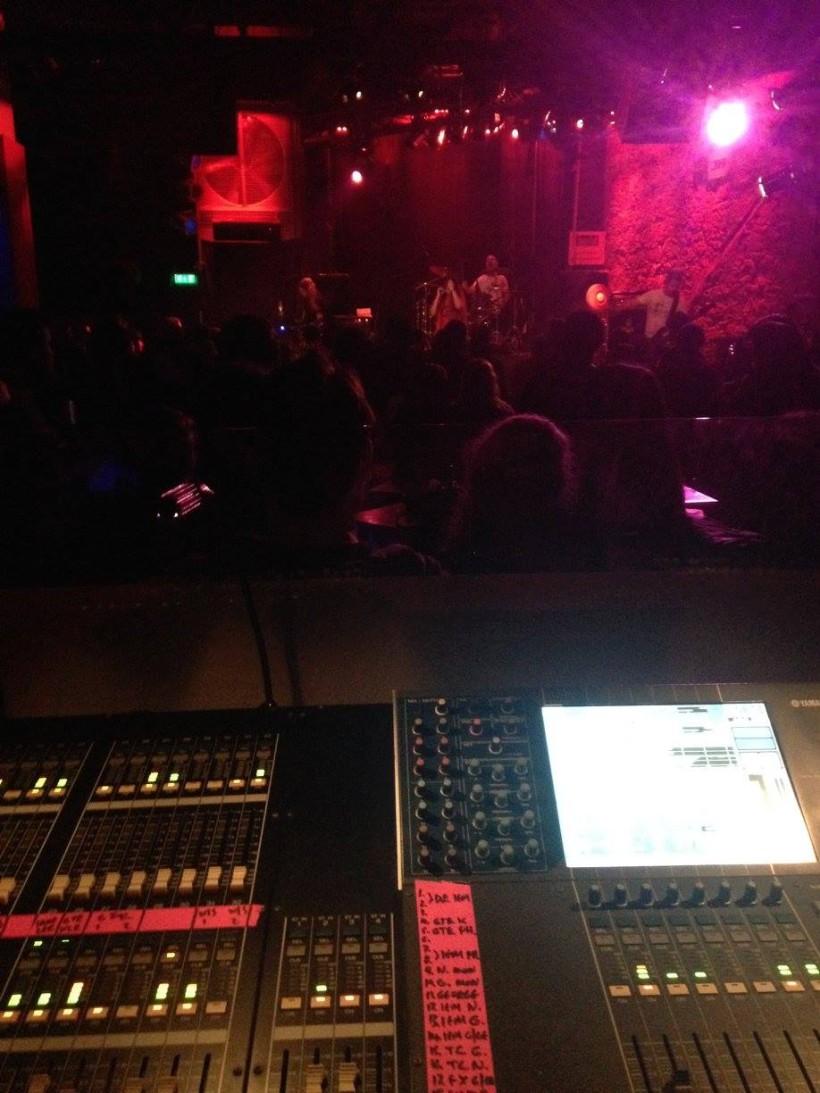 Universe217 live @ Red club, Nicosia Cyprus