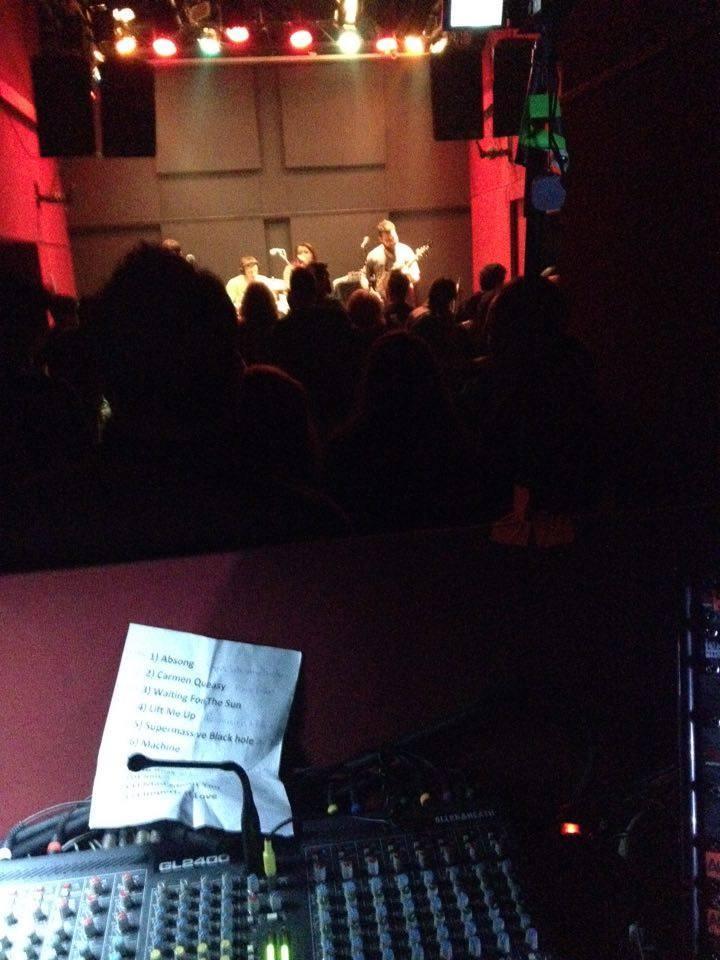 C.O.D.E. live @ 6Dogs, Athens