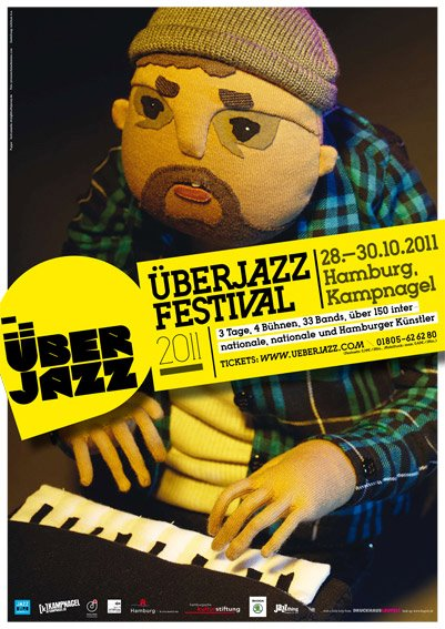 Theodore live @ Uberjazz festival, Hamburg