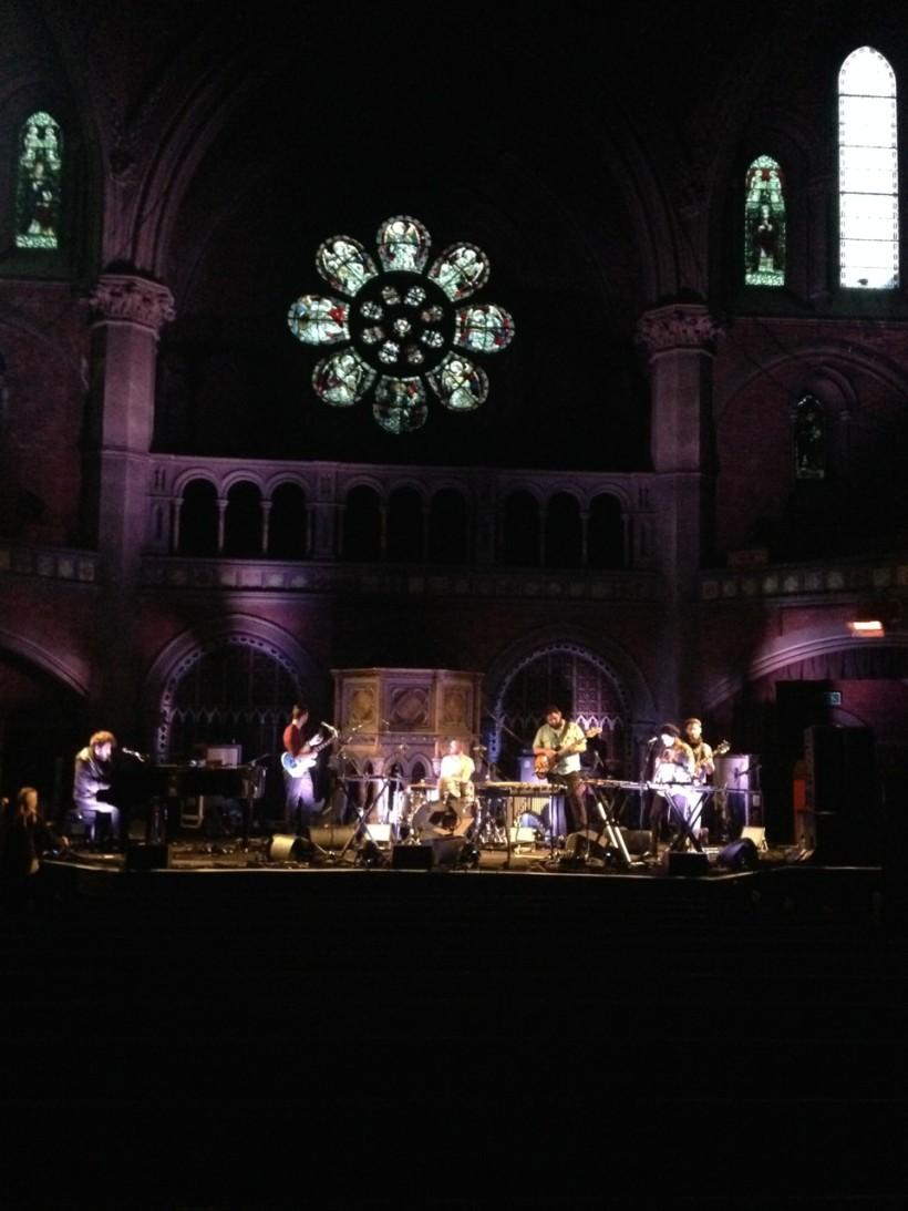 Theodore live @ Union Chapel, London