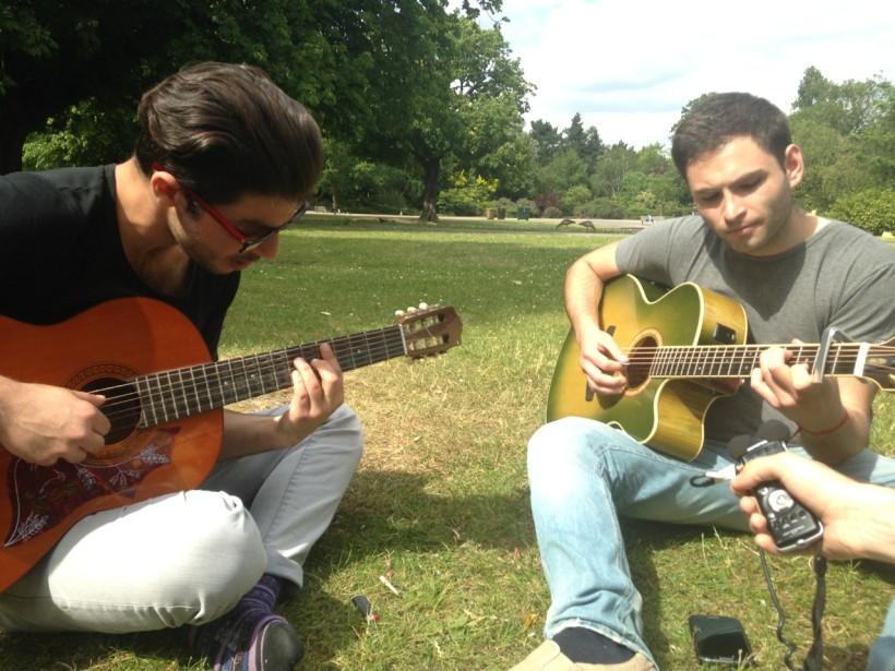 Theodore live REC @ Regent's Park, London