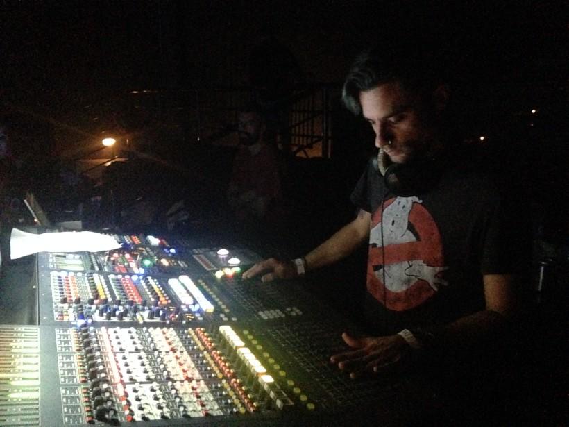 Theodore live @ Fuzz Club, Athens