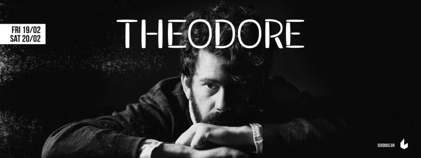Theodore live @ 6dogs