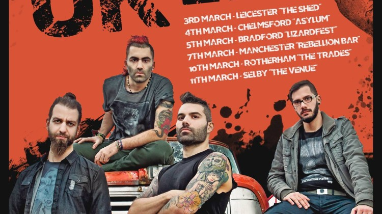 Maplerun uk tour 2016
