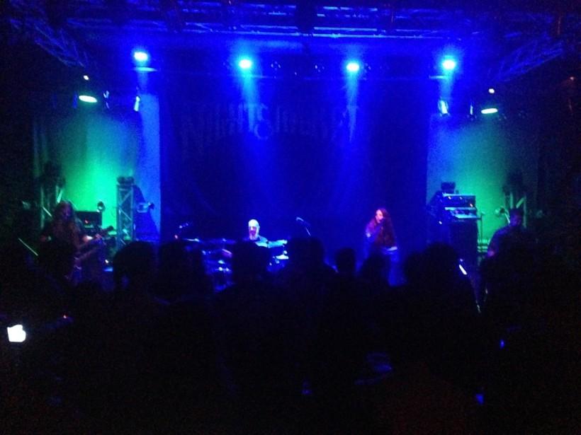 Universe217 live @ LabArt, Volos