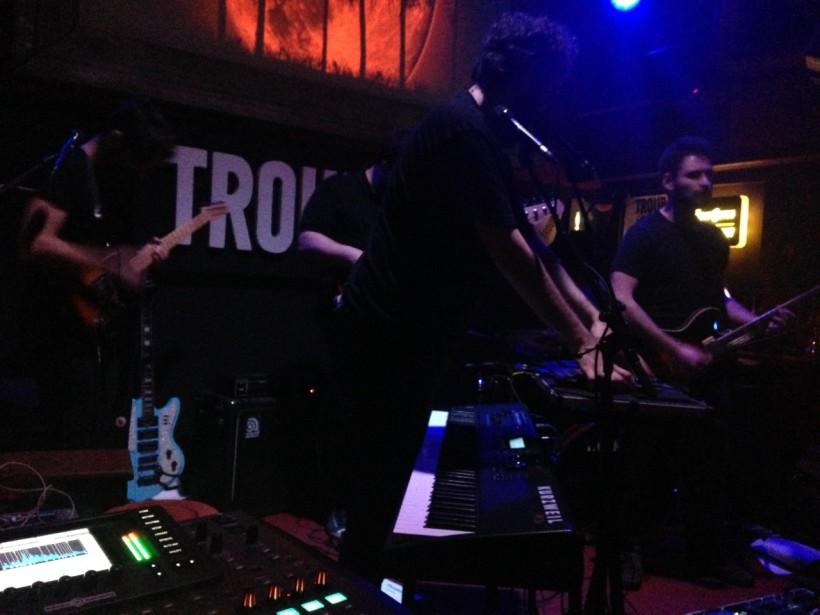 Theodore live @ Troubar