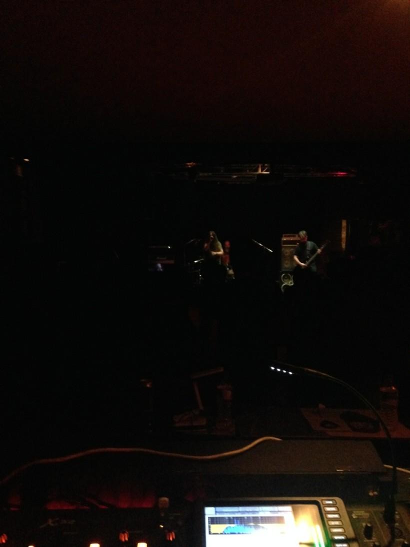 Universe217 live @ Stage, Larissa