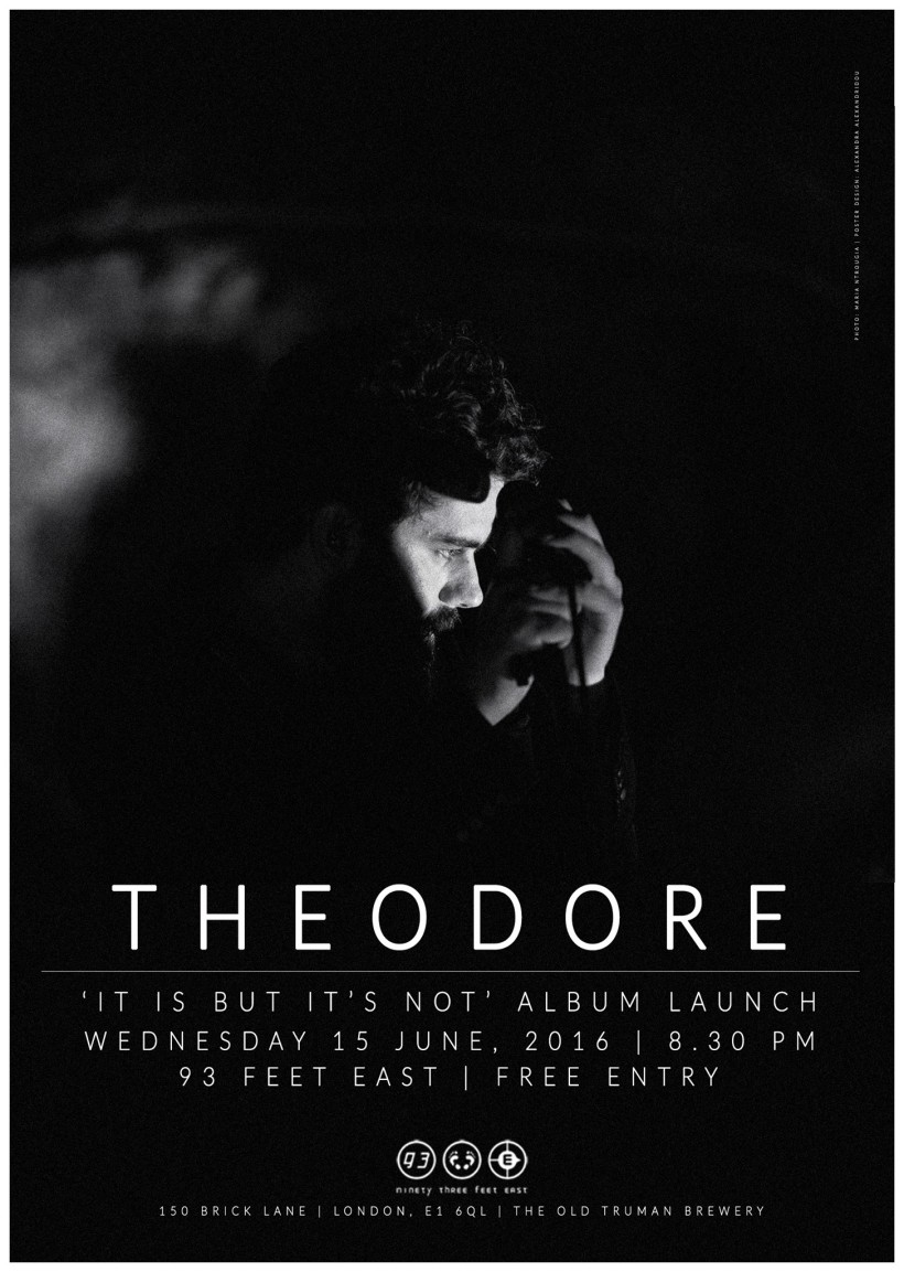 theodore live @ 93 feet east, London