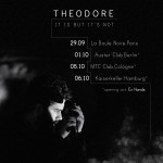 theodore tour fall 2016
