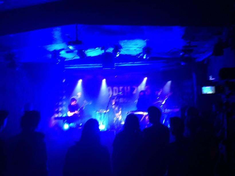 theodore live @ Badehaus, berlin
