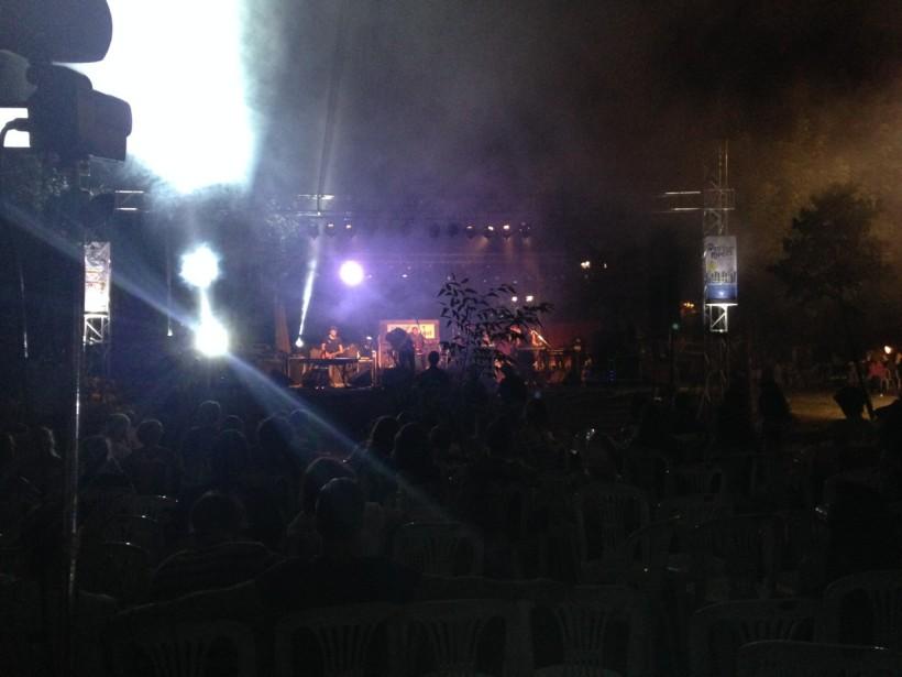 theodore live @ pinios festival, larissa
