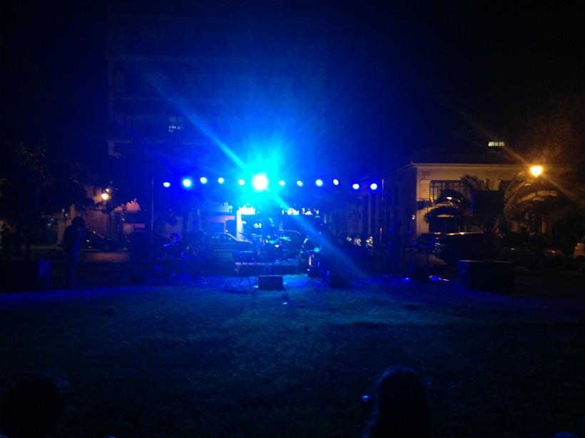 theodore live @ european music day festival, volos