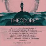 Theodore live @ espaceB, Paris